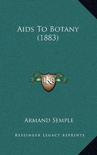 AIDS to Botany (1883)