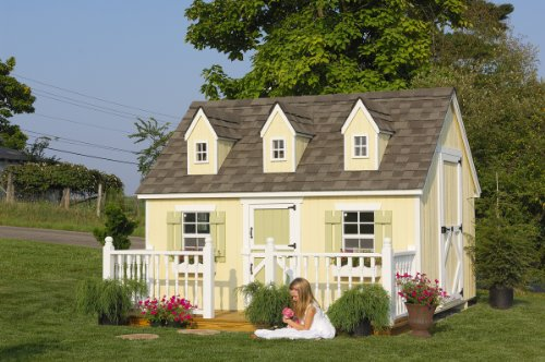 Little Cottage Playhouse front-1064916