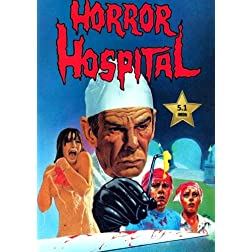 Horror Hospital (Computer Killers) [VHS Retro Style DVD] 1973