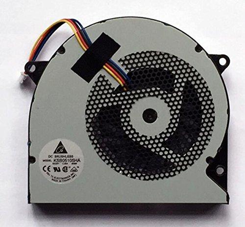 Rangale New For ASUS G55 G57 G75 G75V G75VW G75VX series Laptop CPU Cooling Fan(Not GPU fan)