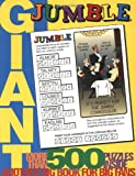 Giant Jumble: Another Big Book for Big Fans (Jumbles) (1572433493) by Tribune Media Services