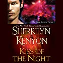 Kiss of the Night: A Dark-Hunter Novel Audiobook by Sherrilyn Kenyon Narrated by Fred Berman