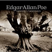 Landor's Landhaus (Edgar Allan Poe 27) Hörspiel von Edgar Allan Poe Gesprochen von: Ulrich Pleitgen, Iris Berben