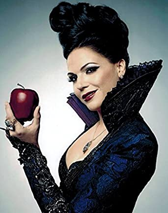 Amazon.com: Once Upon a Time Lana Parrilla as The Evil Queen Holding