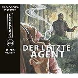 Der letzte Agent: Ein Siggi-Baumeister Krimi (8:35 Stunden, ungekürzte Lesung auf 1 MP3-CD)