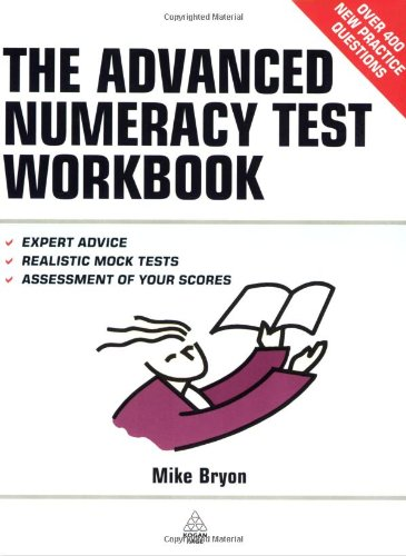 Advanced Numeracy Test Workbook