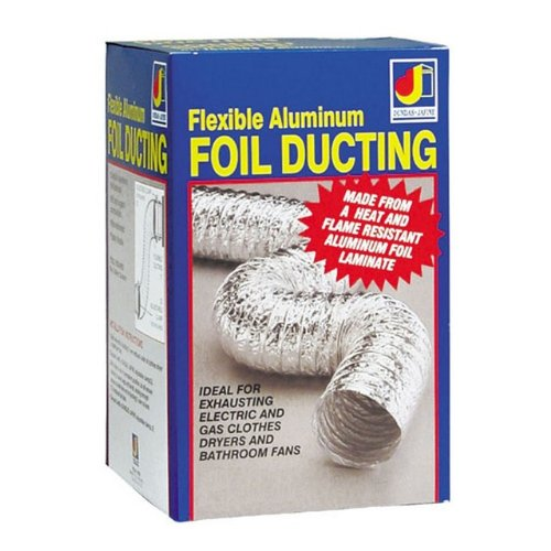 Dundas Jafine Af325 Flexible Aluminum Foil Duct back-499320