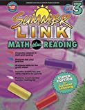 img - for Math plus Reading, Grades 2 - 3: Super Edition for Summer Learning (Summer Link) book / textbook / text book