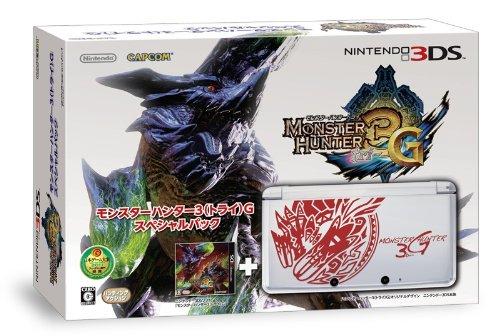 モンスターハンター3(トライ)G スペシャルパック