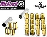McGard マックガード スプラインドライブインストレーションキット ゴールド M12X1.5 20穴用【並行輸入】