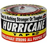 Bunker Industries 00101 Hurricane Tape, 3-Inch by 60-Yard, White