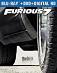 Furious 7 [Blu-ray + DVD + Digital HD]