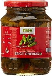 Neo Spicy Gherkin, 350g