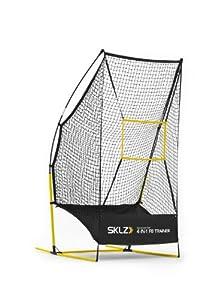 SKLZ Quickster 4-in-1 Multi-Skill Football Training Net by SKLZ
