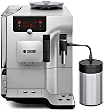 Bosch TES80551DE Kaffeevollautomat VeroSelection 500 (Cappuccinatore) Edelstahl