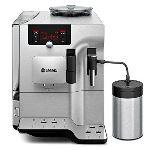 Bosch TES80551DE Kaffeevollautomat VeroSelection 500 (Cappuccinatore) Edelstahl thumbnail