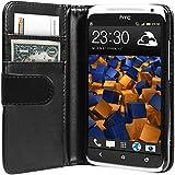 mumbi Tasche HTC One X X+ Tasche H�lle - Tasche HTC One X H�lle im Bookstyle