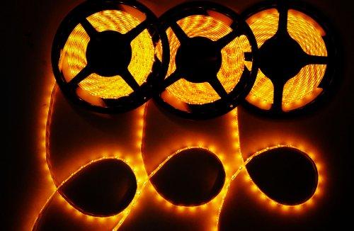 Willlight 3Pcs * 3528Waterproof Led Strip Light- Orange