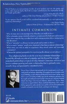 Intimate Communion Awakening Your Sexual Essence Book ...