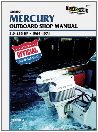 Clymer Mercury ury Outboards 3.9 Manual