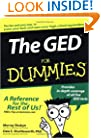 The GED For Dummies (For Dummies (Lifestyles Paperback))