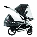 Phil & Teds Storm Rain Cover for Promenade Baby Pushchair