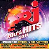 echange, troc Compilation, Sabrina Washington - Nrj 200% Hits 2011 (2 CD)