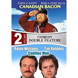 Canadian Bacon / Cadillac Man - 2 DVD Set (Amazon.com Exclusive)