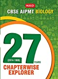 27 Years AIPMT Chapterwise Explorer: Biology