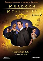Murdoch Mysteries, Season Five