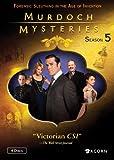Murdoch Mysteries: Season 5 [DVD] [2008] [Region 1] [US Import] [NTSC]