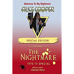 Alice Cooper Welcome To My Nightmare (Special Edition)