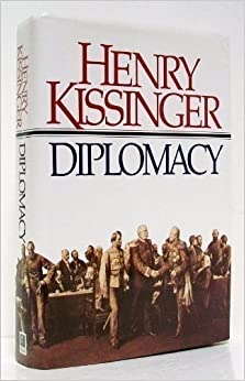 KISSINGER DIPLOMACY HENRY