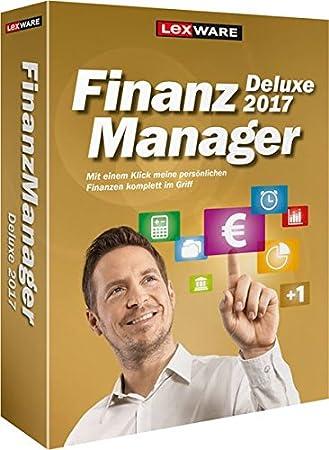 Lexware FinanzManager Deluxe 2017 (Minibox)