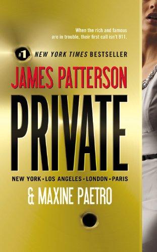 Private, James Patterson & Maxine Paetro