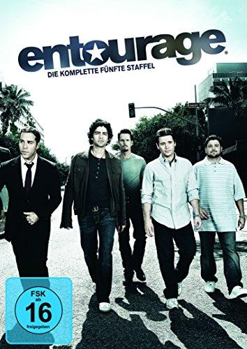 Entourage - Die komplette fünfte Staffel [2 DVDs]