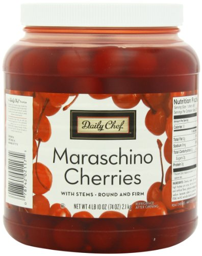 Daily Chef Maraschino Cherries