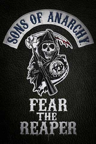 Sons Of Anarchy--Poster Fear The Reaper + Poster a sorpresa