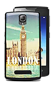 Ecellstreet Exclusive Designer Printed Soft Back Case Cover Back Cover For Lenovo A1000 - Tower
