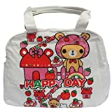 Happy Day Canvas Tote Bag