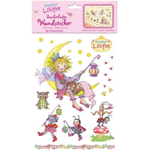 Prinzessin lillifee wandsticker wandtattoo nr 21082 3 er set - Wandsticker prinzessin lillifee ...