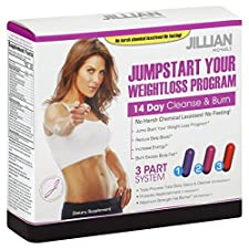 Jillian Michaels Cleanse & Burn, 14-Day, MetaCaps, 1 system