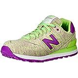 New Balance Women's WL574 Glitch Pack Sneaker