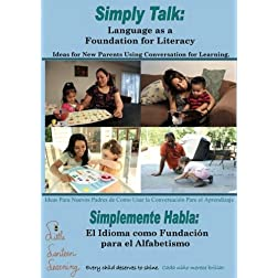 Simply Talk:Language as the Foundation for Literacy
