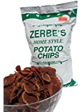 "Zerbe's Home Style ""Dark"" Potato Chips (Pack of Two - 16 Oz. Bags)"