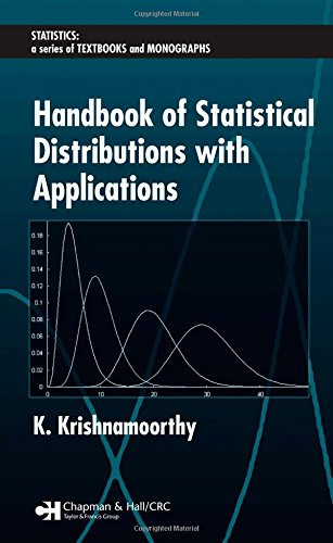 Handbook of Statistical Distributions with Applications (Statistics:  A Series of Textbooks and Monographs)