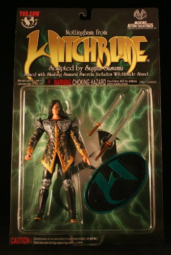 "Witchblade Nottingham 6"" Action Figure Sculpted by Sugita Susumu - 1"