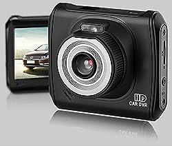 Alria Car DVR Mini Portable Video Recorder 2.4