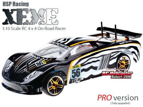 HSP XEME 94103 PRO 1:10 Electric 4WD RC Touring Car RTR (10131)