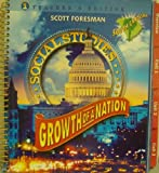 img - for SF SS Growth of a Nation SC TE Volume 1 book / textbook / text book